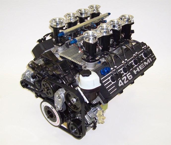 V8 Engine Good Or Bad: V8 Kit, Hemi 6.1L, 35mm Air Horn Kit