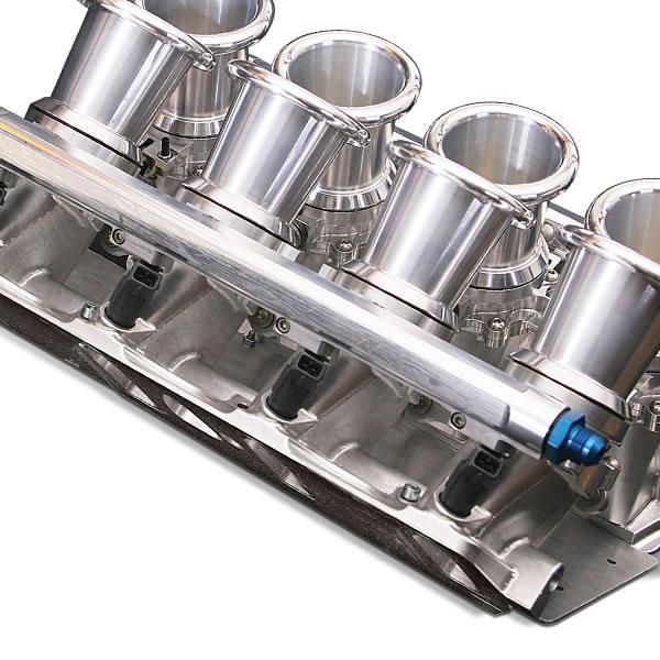 V8 Kit, GM LS3, 75mm Air Horn Kit - Part 200065