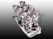 8-stack V8 Throttle Body Kits
