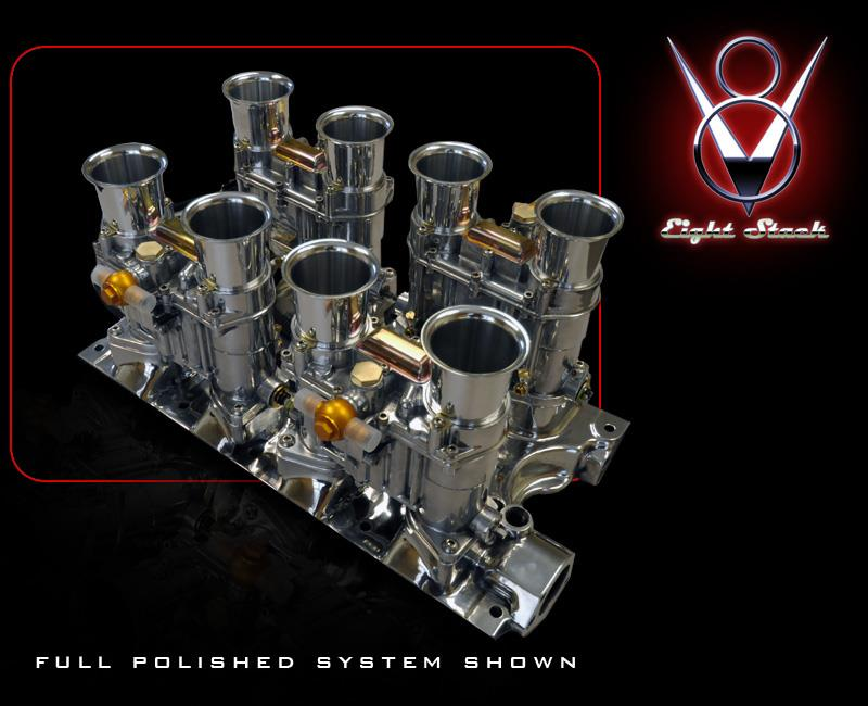 351  427 Fuel Injection Systems
