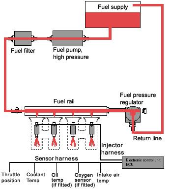 View a Typical FI System
